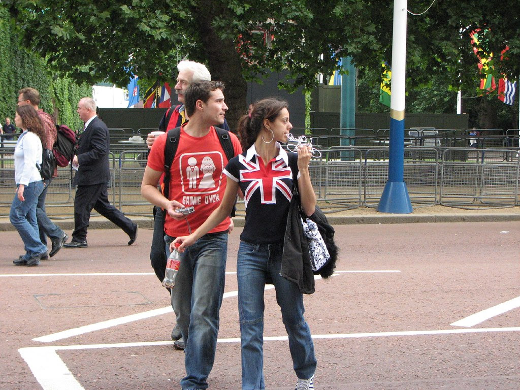 Making the Union Jack look good