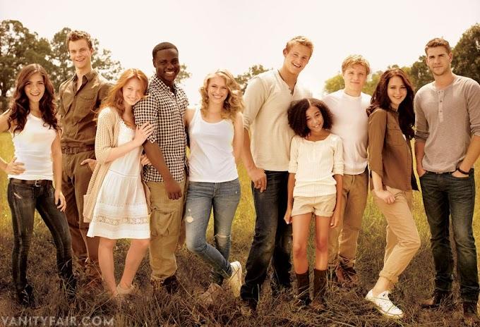 Hunger Games 1 Cast