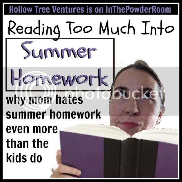 mom hates homework