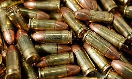 Gun ammunition