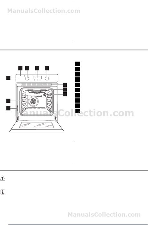 Zanussi ZOB343X User Manual (English) - page 4