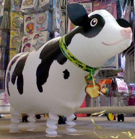 balloon walking balloon pet helium farm animal