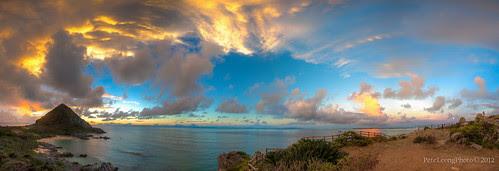 Epic morning on Izena island by Shenanigans in Japan