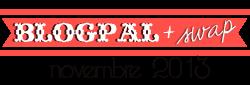 BlogPal + Swap Novemebre