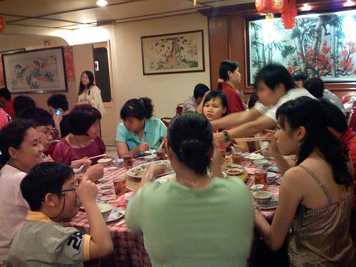 CNY Dinner in Ipoh 2008 (2)
