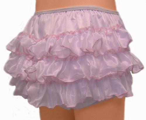 plastic incontinence pants  Baby Pants Ruffle Rhumba Adult Pullon Plastic  Pants - 3XLarge a523e6b03
