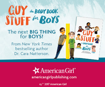 The Next BIG THING for BOYS! From Dr. Cara Natterson