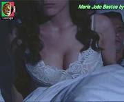 Maria João Bastos sensual no filme Casal Ano