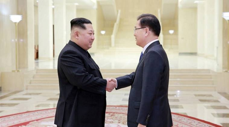 Koreas agree to hold summit talks at border in April