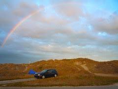 under the rainbow, NC