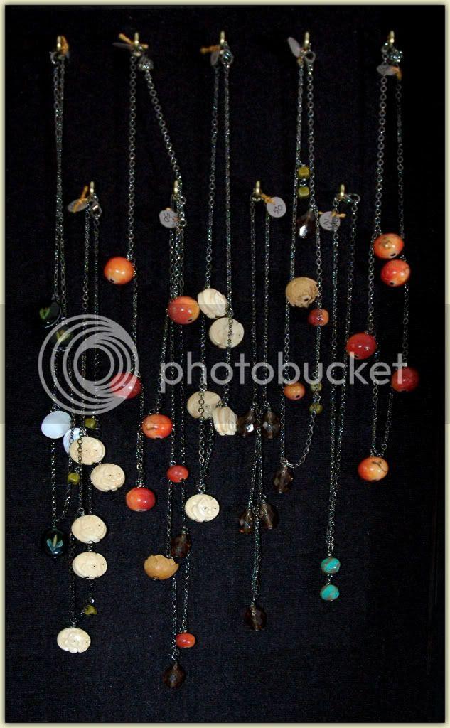 A Galaxy of Necklaces