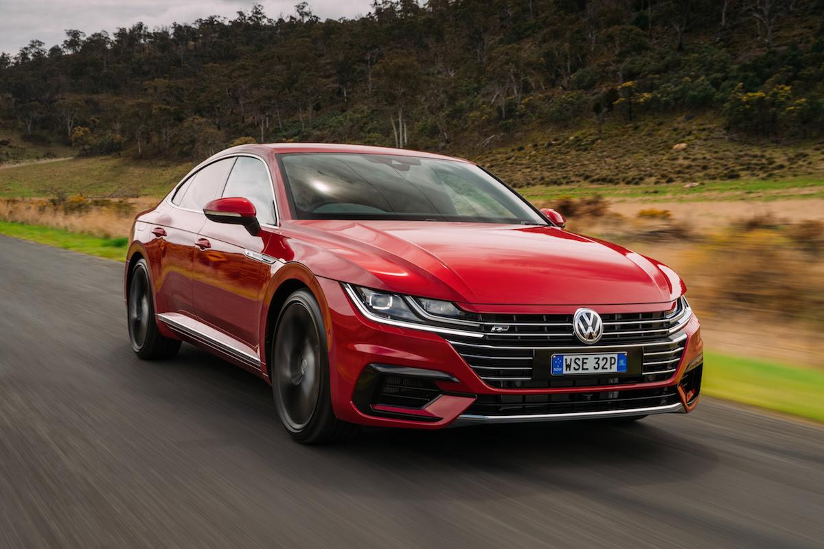 Volkswagen launches Arteon RLine flagship in Australia  ForceGT.com