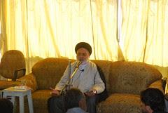 Maulana Hasnain Kararvi Voice of Hussain by firoze shakir photographerno1