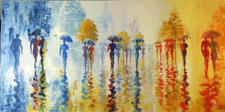 Solar rain by Stanislav Sidorov available on UGallery.com
