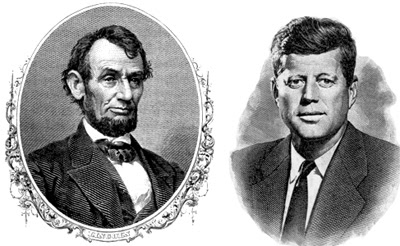 Lincoln et Kennedy - Coincidences - Relations - Assassinat