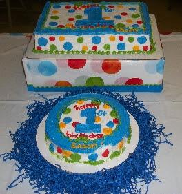First Boy Birthday