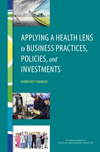 Cover Image: Applying a Health Lens to Business Practices, Policies, and Investments: