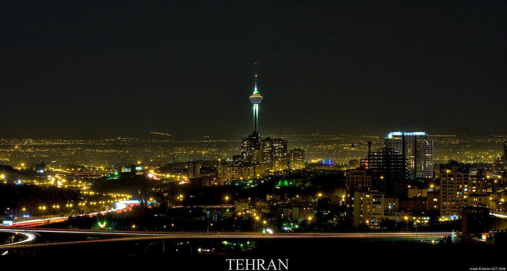 TEHRAN 2009 (EXPLORED NO. 75)