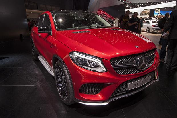 2016 Mercedes-Benz GLE 450 AMG Sport Coupe 4MATIC Among 3 ...