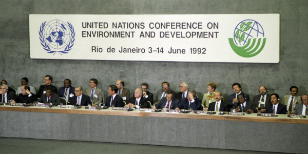 UN Earth Summit