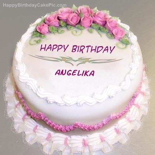 Image result for Birthday cake Angelika
