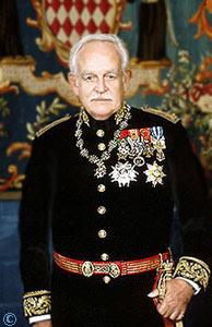 Rainier III fursti (1923-2005)