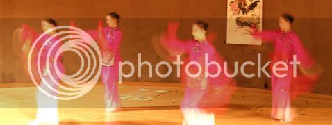 Beijing Ballet Students