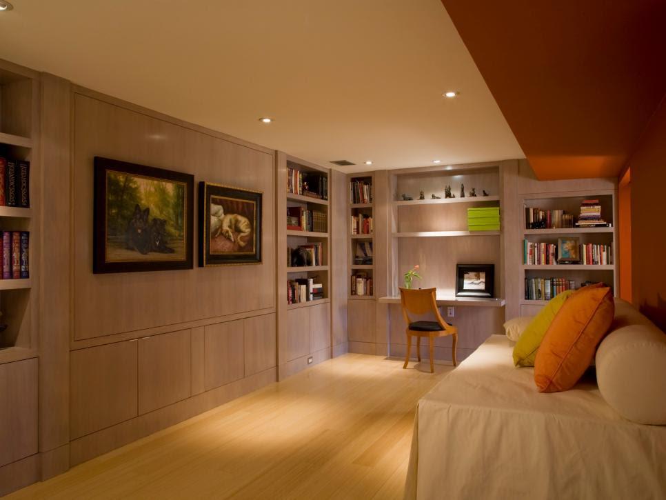 Neat Home-Office Nooks | HGTV