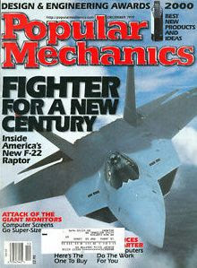 I used to have this issue of POPULAR MECHANICS magazine... Actually, I think I still do.