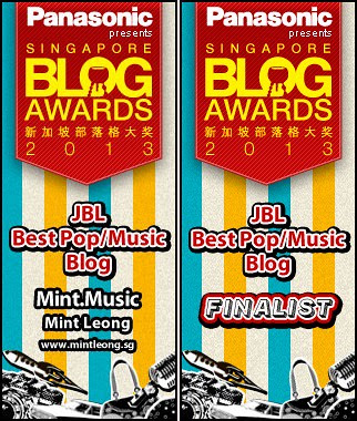 Singapore blog awards best music blog