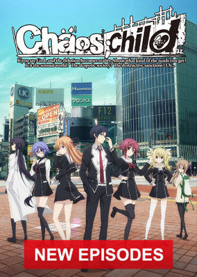 CHAOS;CHILD - Season 1