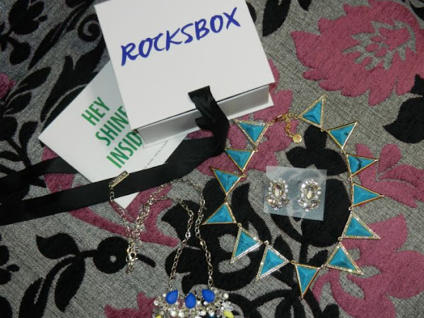 More Rocksbox Goodies!