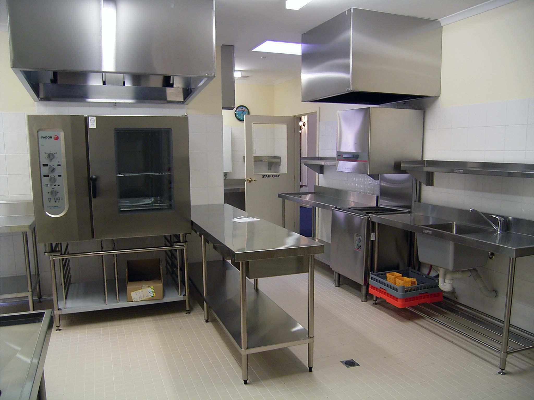 Catering Kitchen Design | Home Design Ideas Essentials