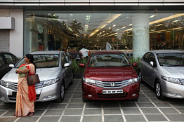 Easier Loans Boost India Auto Sales