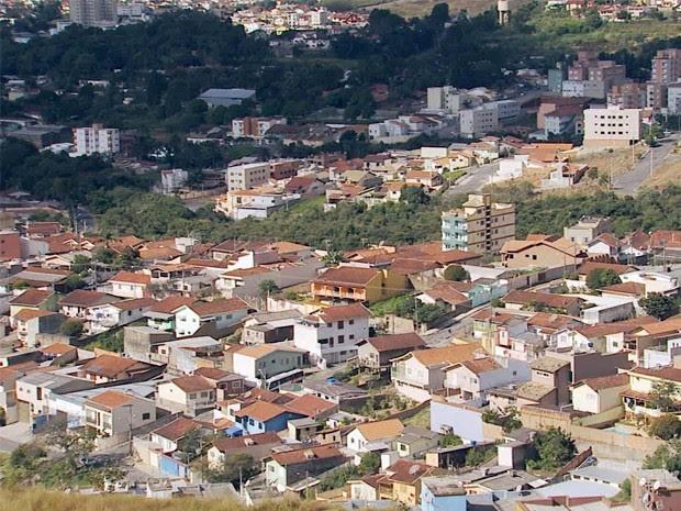Poços de Caldas continua sendo a cidade mais populosa do Sul de Minas (Foto: Reprodução EPTV)