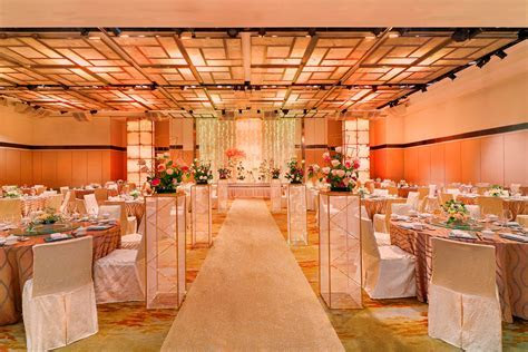 Singapore Marriott Tang Plaza Hotel ? Blissful Brides