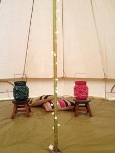 Bell Tent Hire Cambridge