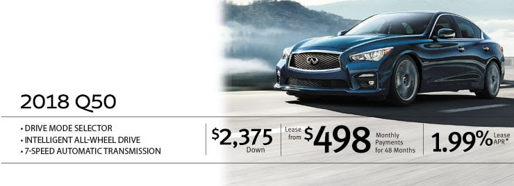 New Vehicle Special Offers at 401-Dixie INFINITI   New Vehicle ...