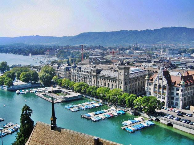 30 Photos de la Suisse