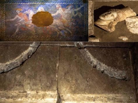 Αμφίπολη: Ο τάφος δεν σταματάει στον τρίτο θάλαμο! - Βρέθηκε σκάλα που οδηγεί σε υπόγειο (;)