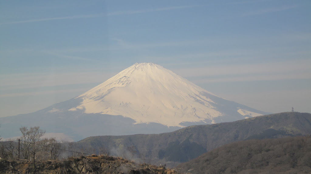 富士山 放大版