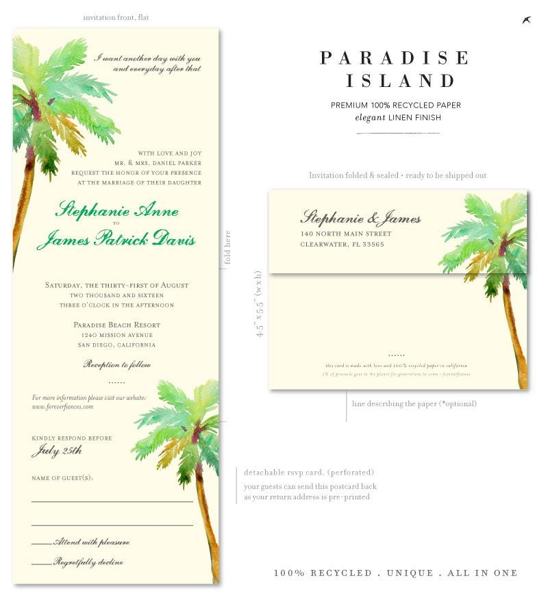 Paradise Island Send n Seal