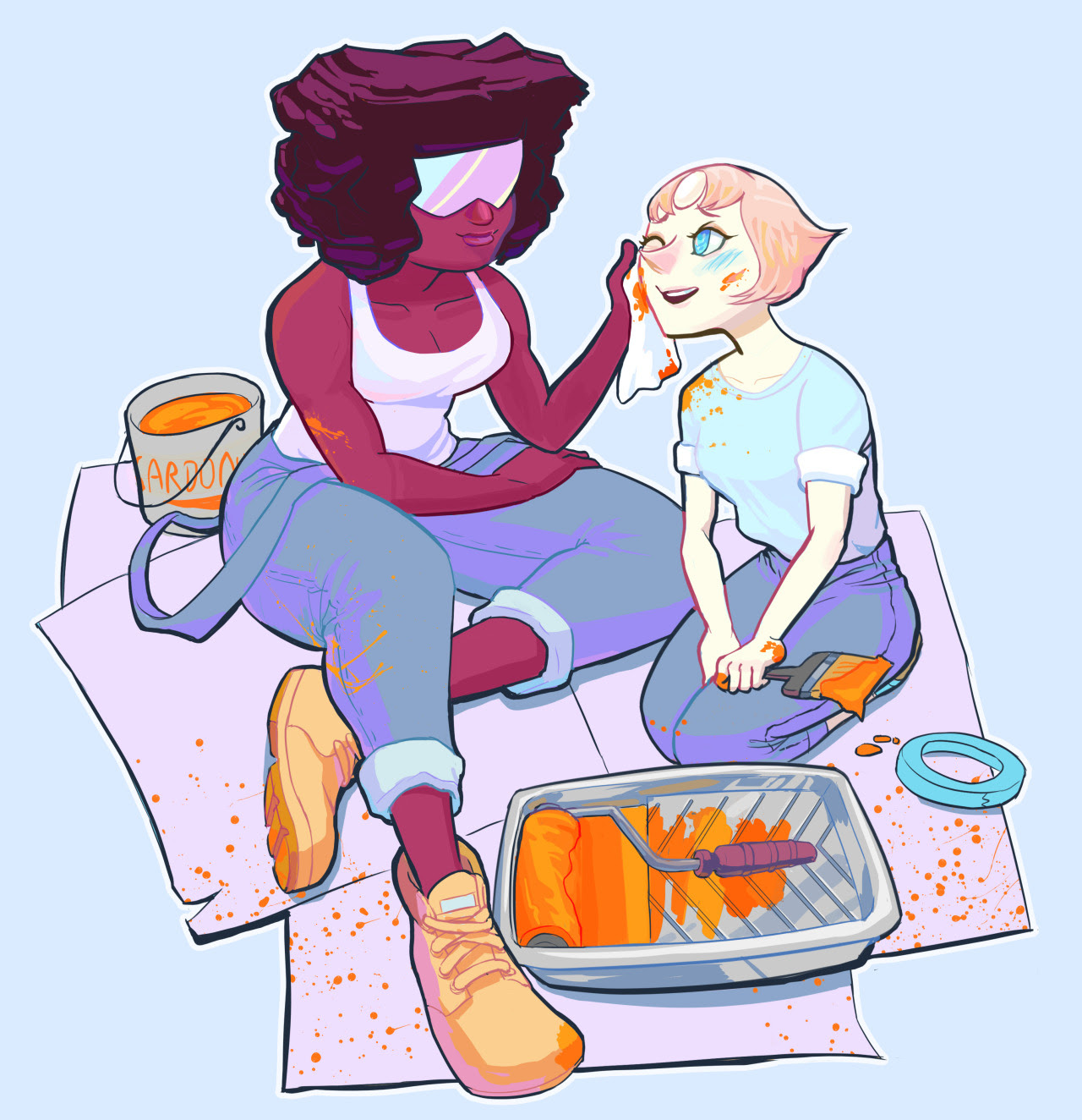 drew some pearlnet!