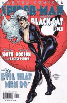 Spider-Man/Black Cat #1