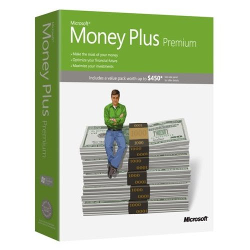 Microsoft Money Plus Premium 2008