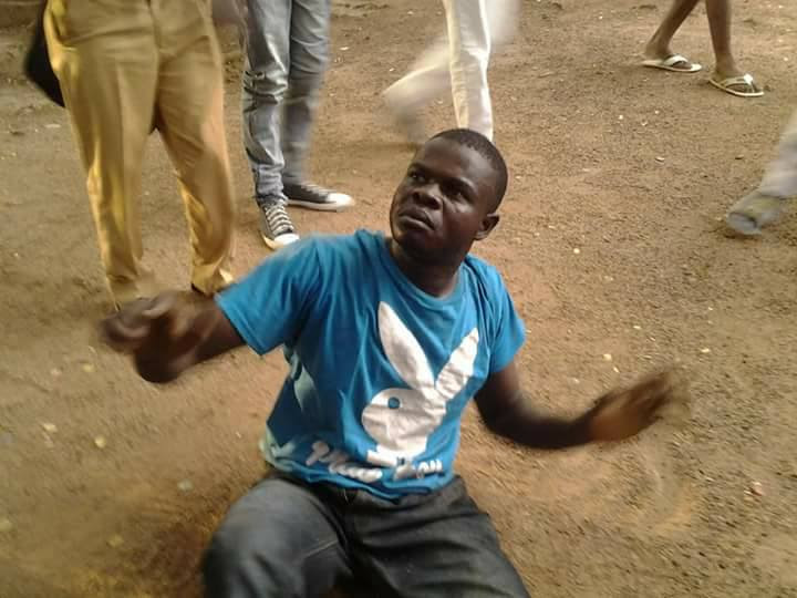 Thug Sent To Attack Politician In Gboko, Benue State Apprehended By Youths