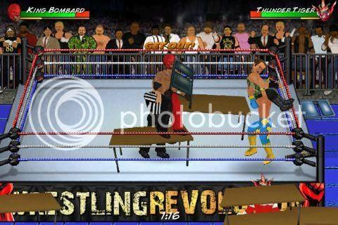 939f8896 Wrestling Revolution (PPV) 1.13 (Android) APK