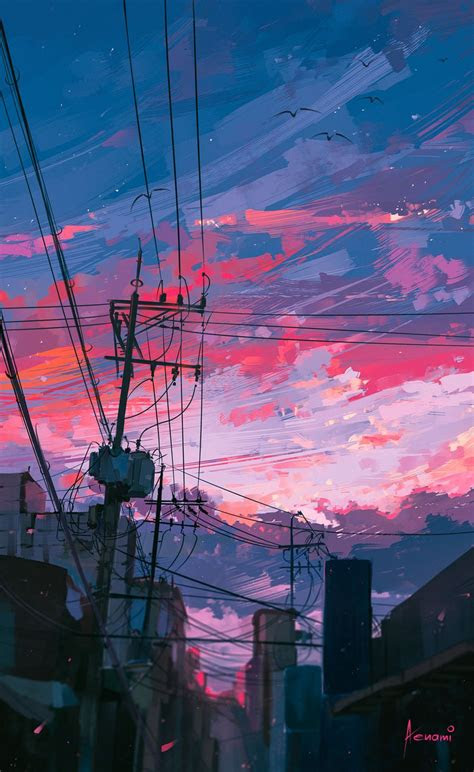pastel aesthetic anime wallpapers top  pastel