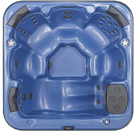 Gulf Coast Spa Model DX-5000 | Gulf Coast Hot Tub