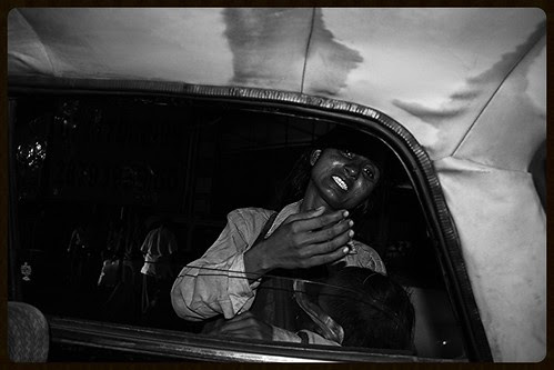 Oh You Sitting In The Comfort Of The Cab,,,,, by firoze shakir photographerno1